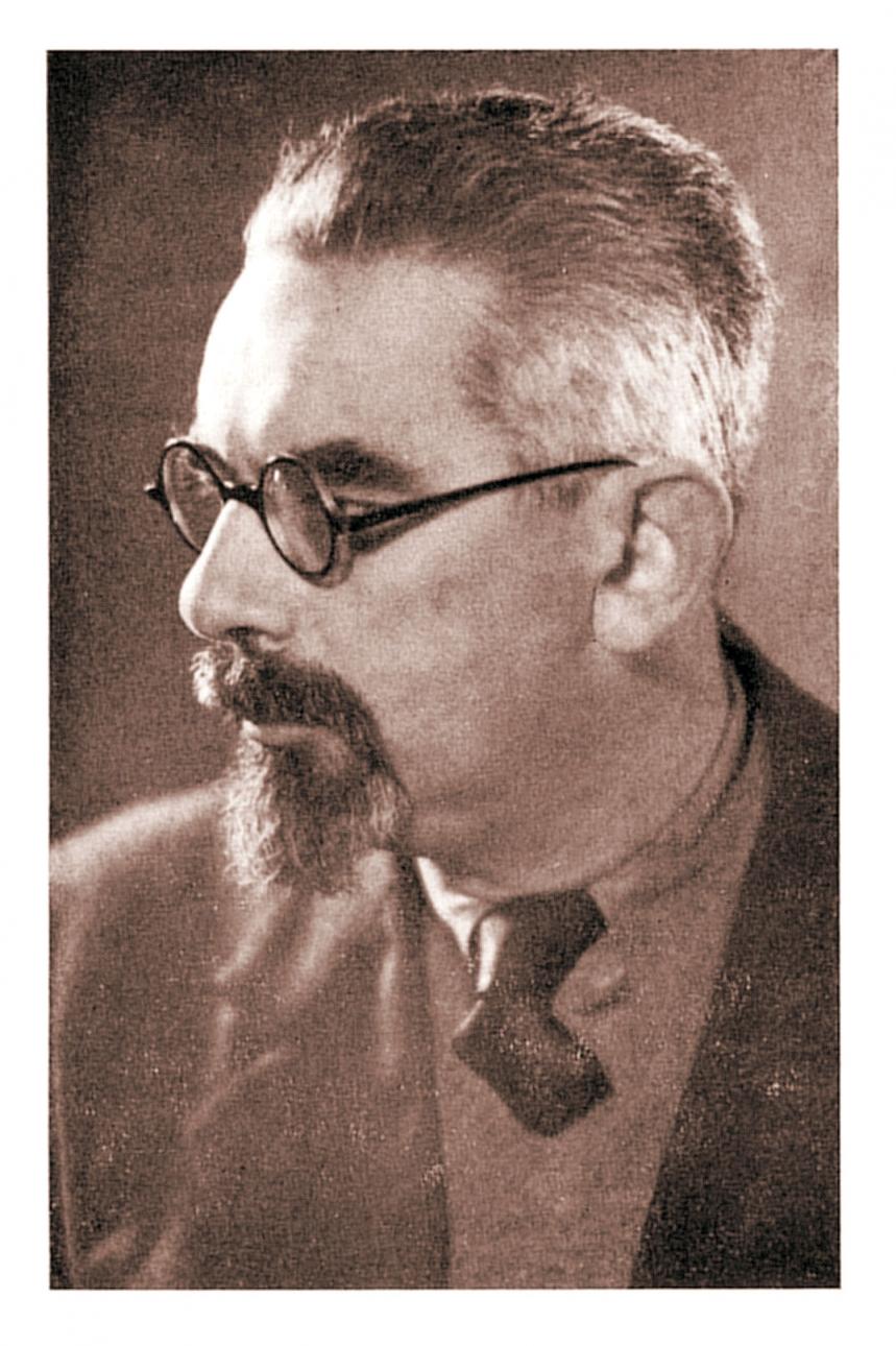 Prof. Haim Ze'ev Hirschberg